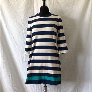 3/4 Sleeve Mini Dress
